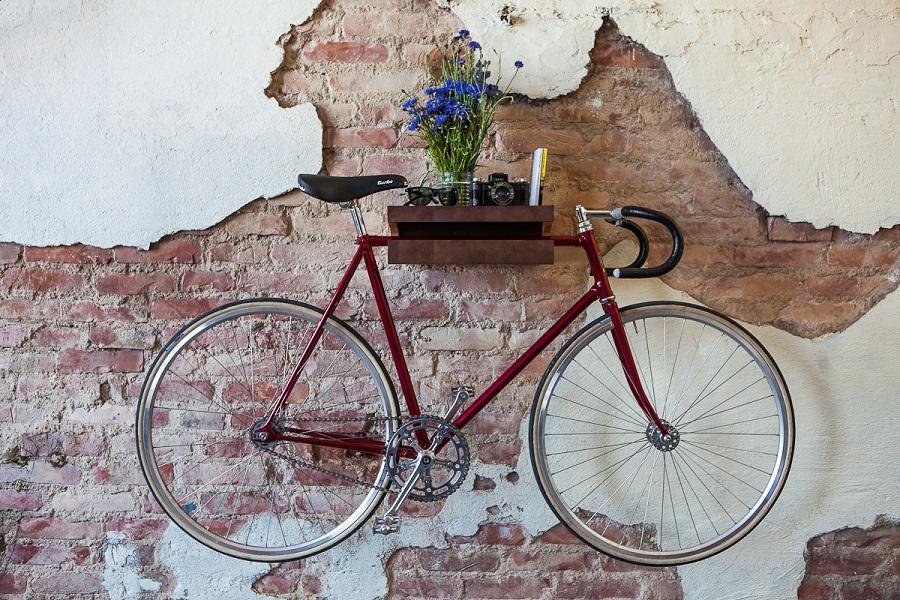 Mať bicykel vo vzduchu sa oplatí