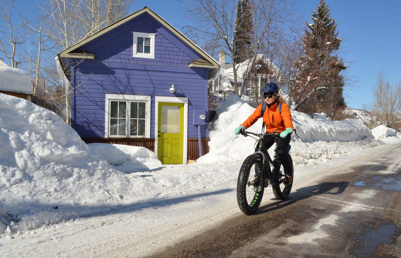Zimná cyklistika je výzva, ale stojí za to!