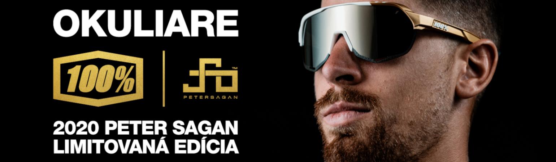 Peter Sagan Tour De France 2020 Collection 100 Percent okuliare