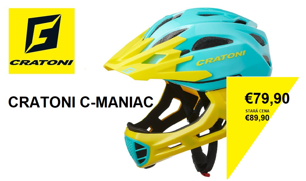 Cratoni C-Maniac
