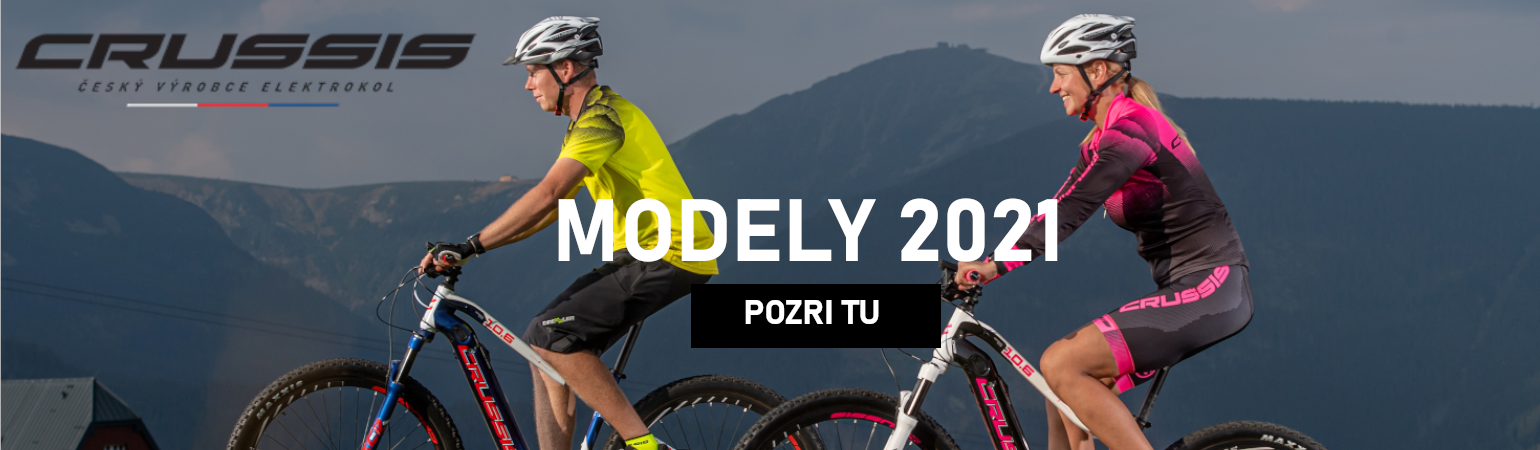 Crussis - modely 2021