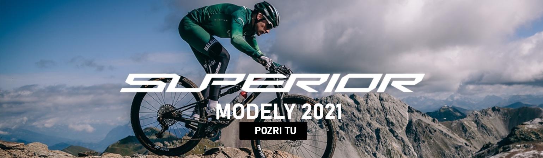 Superior bicykle 2021 v eshope VELOSPRINT