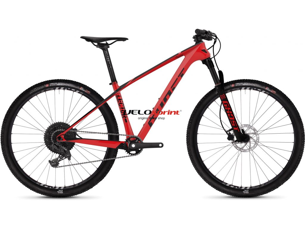 GHOST LECTOR 1.6 LC RIOT RED/JET BLACK 2019