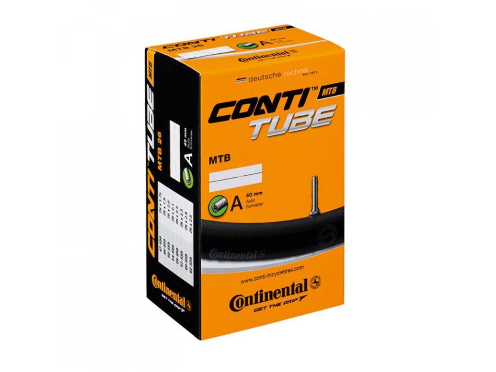 """Continental MTB 28 / 29"""" 28/ 29x1,75 - 28/ 29x2,5 (47-662 ->62-662) Galuskový 42 mm"""