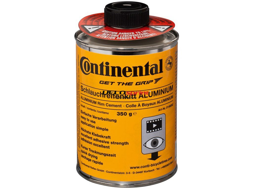 Continental Tubular rim cement for Alu rims, 350g