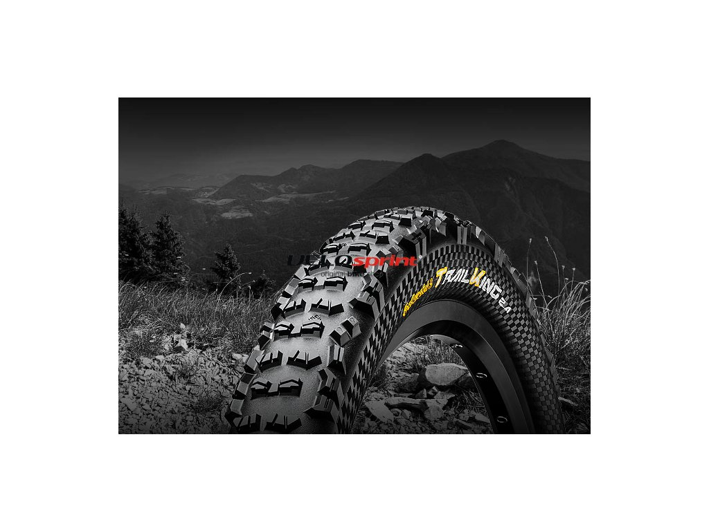"""Continental Trail King 2.4 29"""" 29 x 2.4 (60-622) ProTection Apex Kevlar Tubeless Ready"""