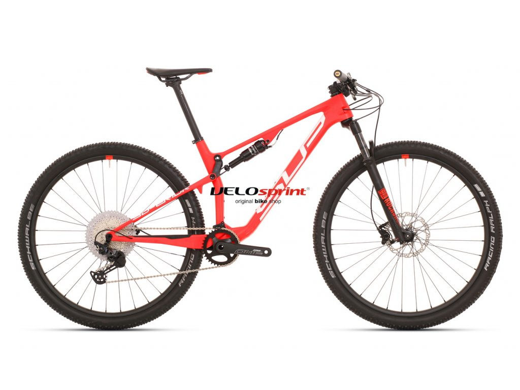 SUPERIOR XF 929 RC MATTE RED/WHITE/SILVER 2020