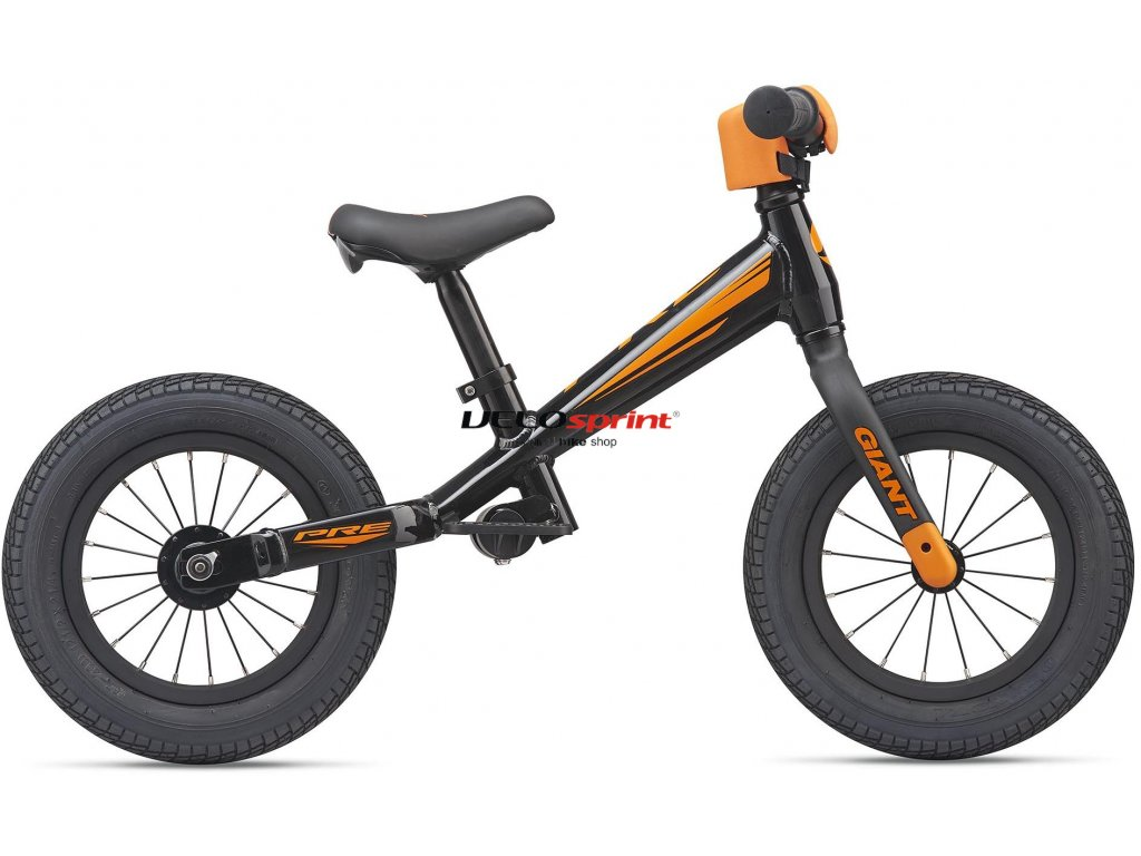 GIANT Pre Black/Orange 2021