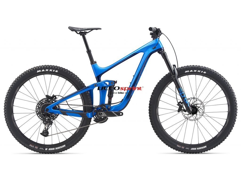 GIANT REIGN ADVANCED PRO 29 2 METALLIC BLUE 2020
