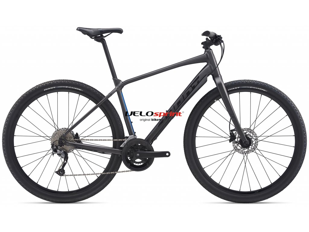 GIANT TOUGHROAD SLR 2 METALLIC BLACK 2020