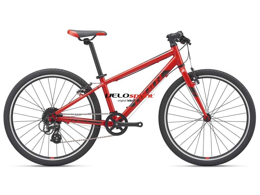 GIANT ARX 24 PURE RED/BLACK 2020