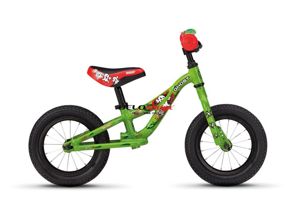 GHOST POWERKIDDY 12 RIOT GREEN/RIOT RED/STAR WHITE 2020
