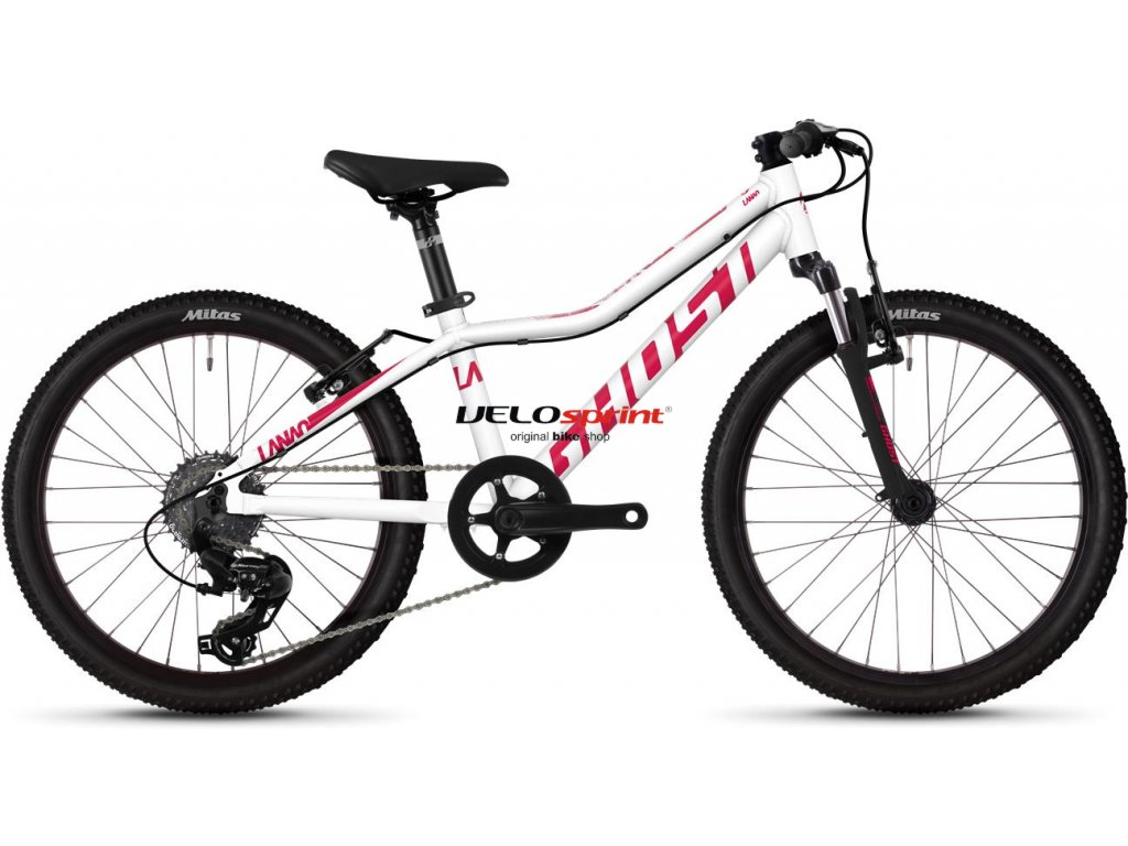 GHOST LANAO 2.0 STAR WHITE/RUBY PINK 2020