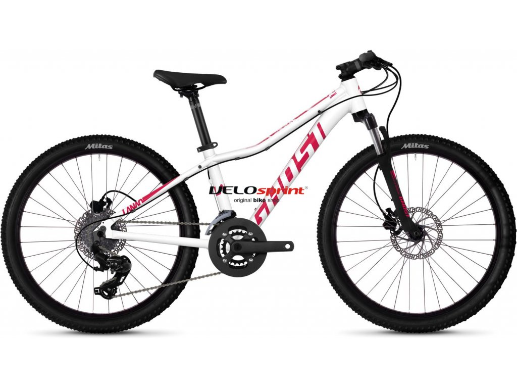 GHOST LANAO D4.4 STAR WHITE/RUBY PINK 2020