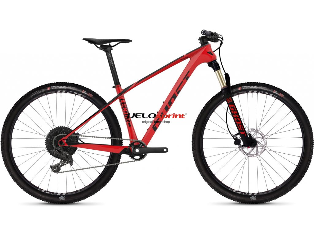 GHOST LECTOR 1.6 LC RIOT RED/JET BLACK 2020