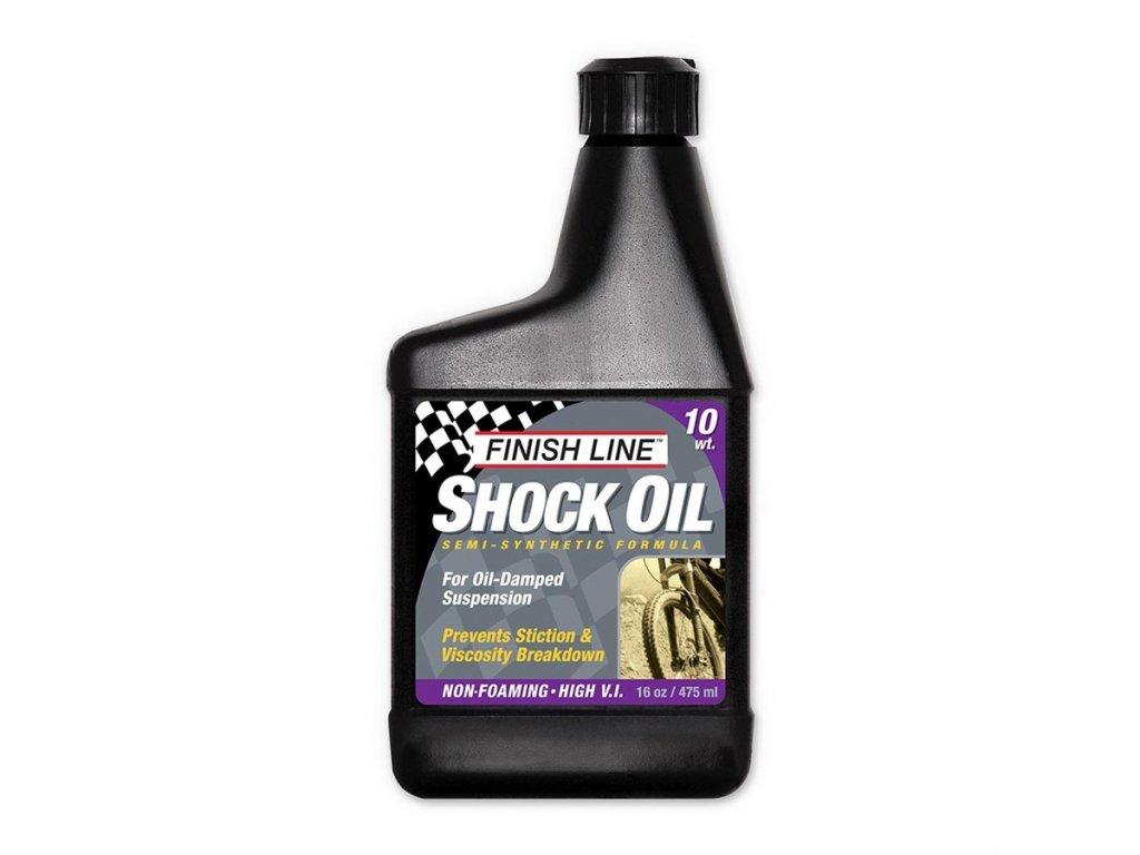 3890 finish line shock oil 10wt 475ml