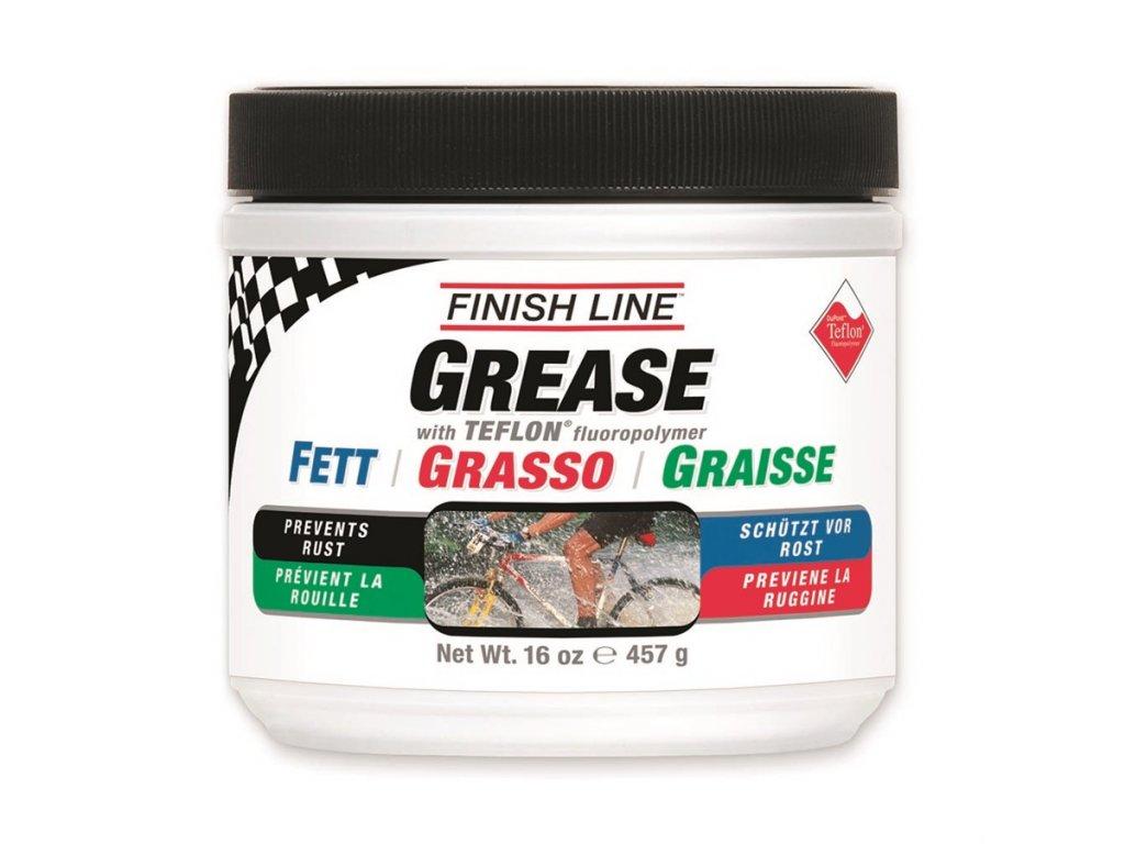 3902 finish line teflon grease 1lb 450g