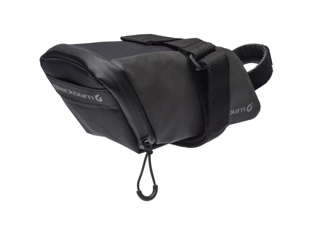 BLACKBURN Grid Medium Seat Bag Black Reflective