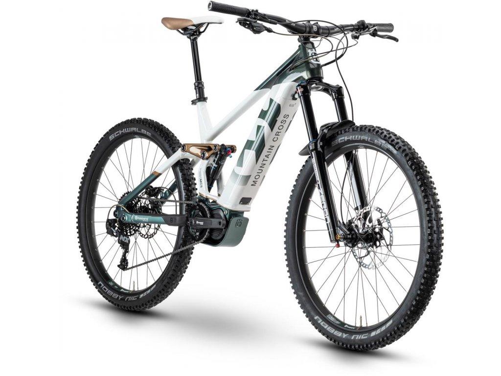Husqvarna Mountain Cross MC5 27.5 11S NX (Veľkosť: 52cm)