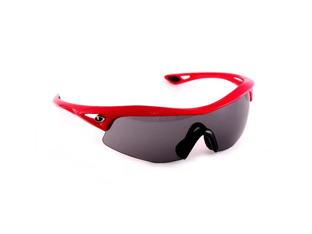 Okuliare Giro Havik Striped Tort Red 20z