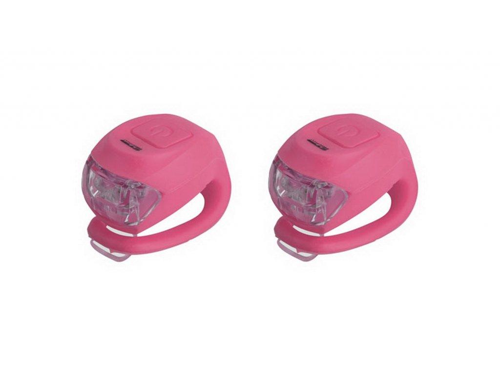 Sada Mini Osvetlenia CTM Ufo Ružové