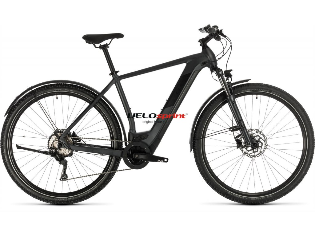 CUBE CROSS HYBRID PRO 500 ALLROAD IRIDIUM-N-BLACK 2020