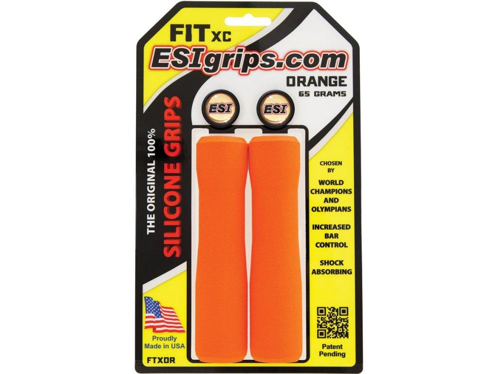 ESI grips MTB FIT XC Orange