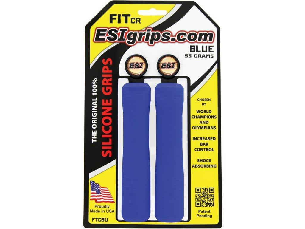 ESI grips MTB FIT CR Blue