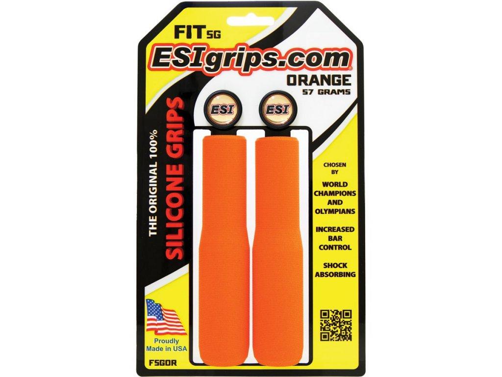 ESI grips MTB FIT SG Orange