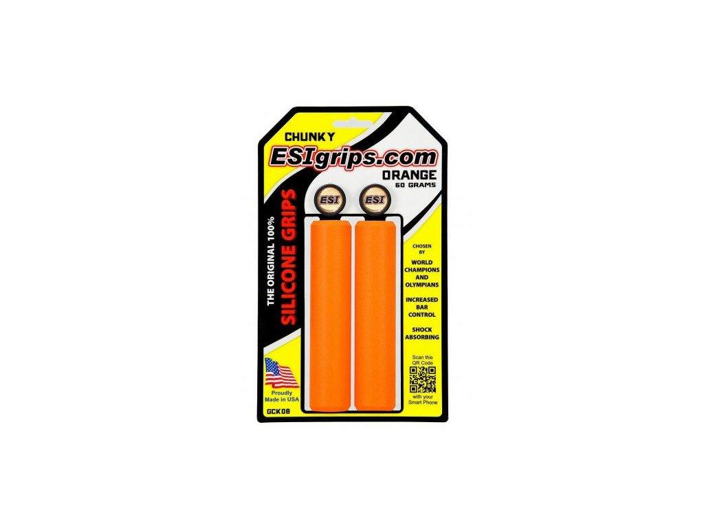 ESI grips MTB Chunky Orange