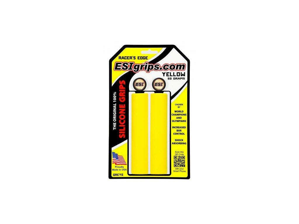7703 1 esi grips mtb racer s edge yellow