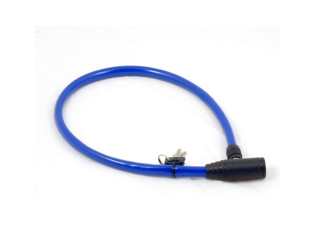 Zámok AUTHOR Acl-04 6x600 Kľúč Modrý