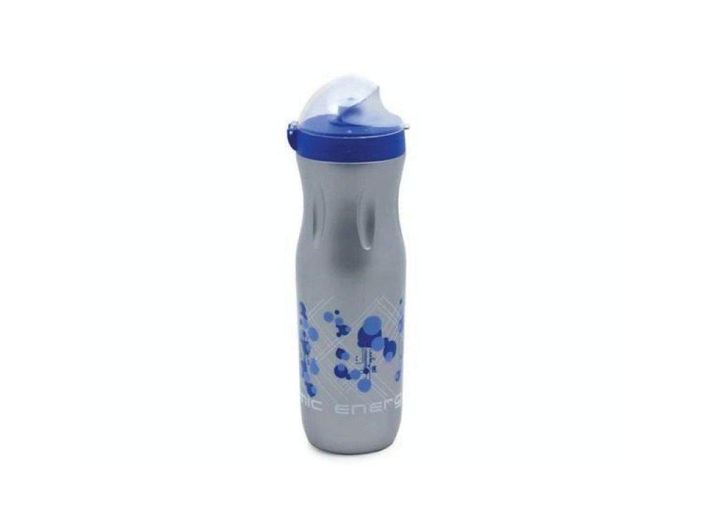 Fľaša AUTHOR Ab-Pte 0,5L Termo Strieborná