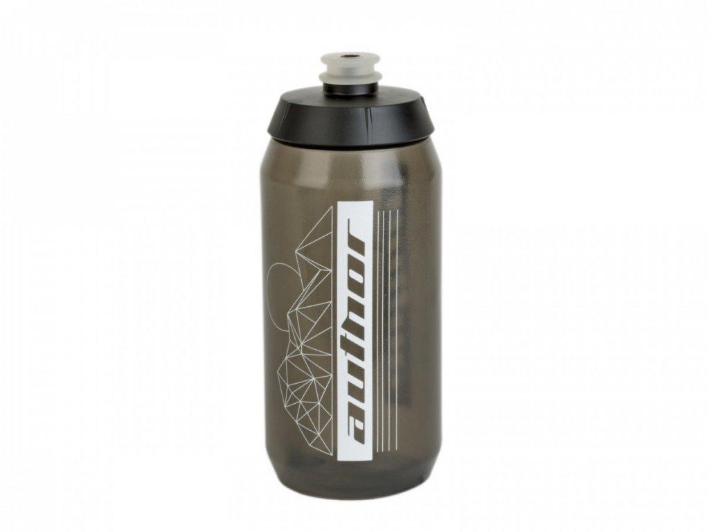 Fľaša AUTHOR Ab-Flash X9 0,55 L Transparentná/Čierna/Biela