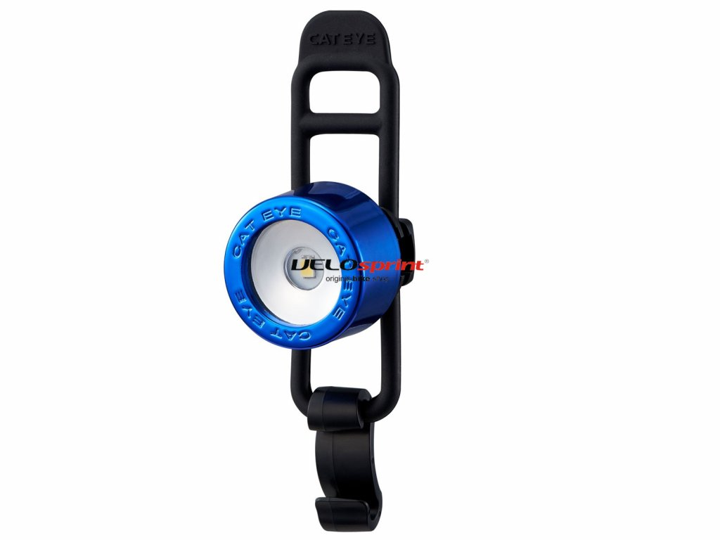 Svetlo Predné CATEYE Sl-Ld135-F Nima 2 Modrá