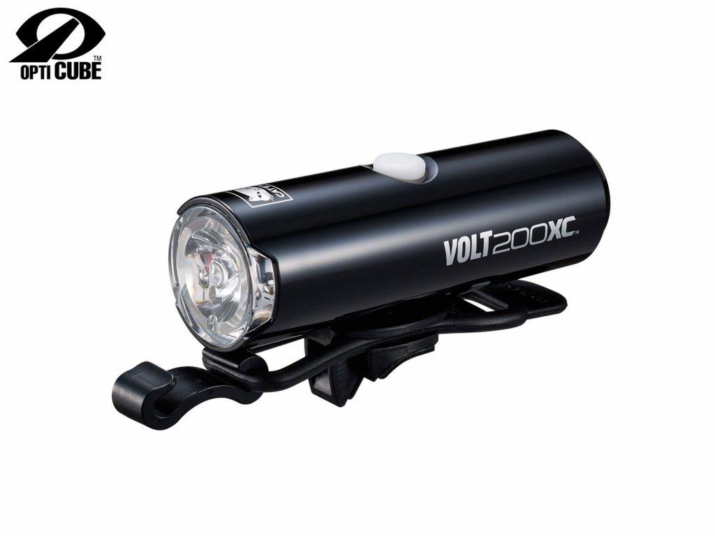 Svetlo Predné CATEYE Hl-El060Rc Volt200 Čierna