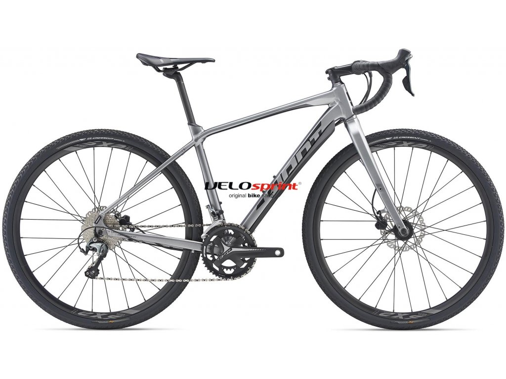GIANT TOUGHROAD SLR GX 1 CHARCOAL/BLACK 2019