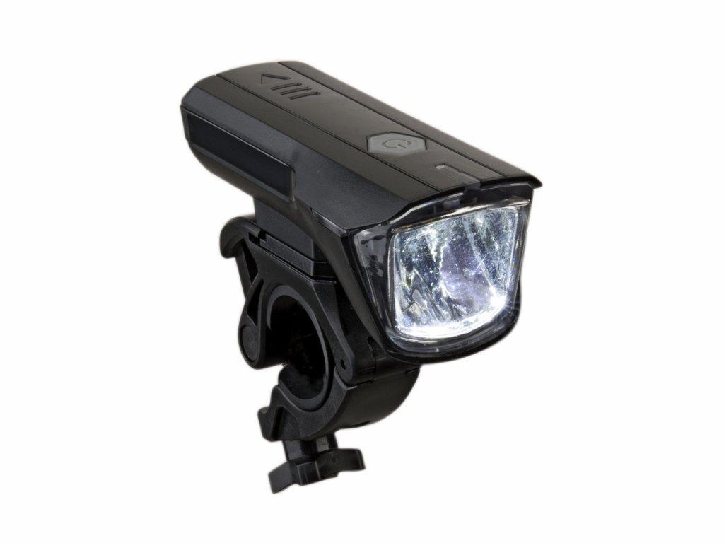 Svetlo Predné AUTHOR A-Xray 150 Lm Čierna