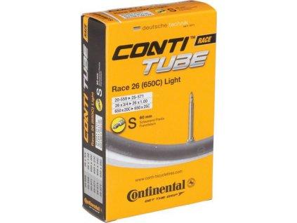 """Continental Race 26/27.5 27,5"""" 26x3/4 - 26x1 (650x20C ->650x25C) Galuskový 60 mm (Priemer kolies 26x3/4 - 26x1 (650x20C - 650x25C) Galuskový 60 mm)"""