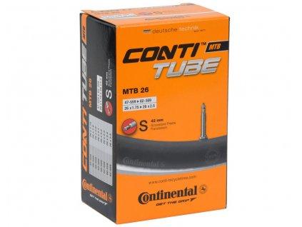 """Continental MTB 26"""" FV60 26x1,75 - 26x2,5 (47-559 ->62-559) Galuskový 60 mm (Priemer kolies 26x1,75 - 26x2,5 (47-559 - 62-559) Galuskový 60 mm)"""