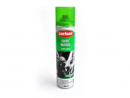 Čistič reťaze CARLSON, spray, 400ml