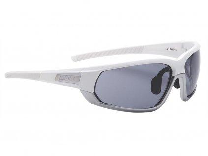 BBB BSG-4577 Adapt Športové Okuliare S Vymeniteľnými Zorníkmi Bielo / Chrómová