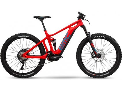 BMC TRAILFOX AMP TWO RED/BLUE/RED 2019