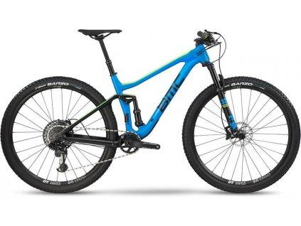 BMC AGONIST 02 ONE BLUE/BLACK/YELLOW 2019
