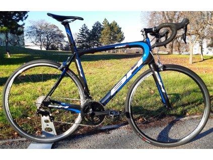 BH RC1 SHIMANO 105 BLACK/BLUE