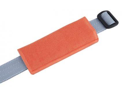 16751 bezpecnostny pas sedacky polisport bilby bilby rs oranzova strieborna