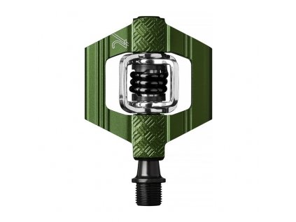 Pedále CRANKBROTHERS Candy 2 Green