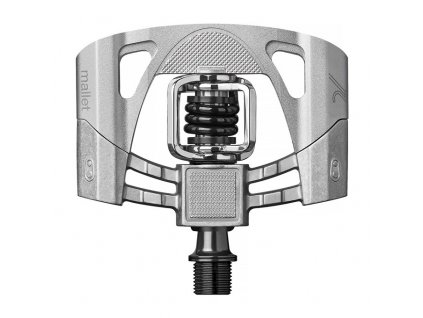 Pedále CRANKBROTHERS Mallet 2 Silver