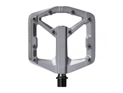 PEDALE CRANKBROTHERS STAMP 3 SMALL GREY MAGNESIUM