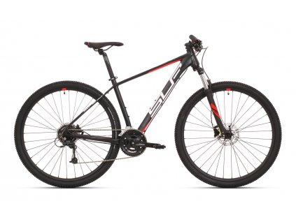 SUPERIOR XC 859 MATTE BLACK/WHITE/TEAM RED 2020